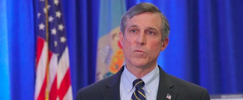 Delaware, Governor John Carney