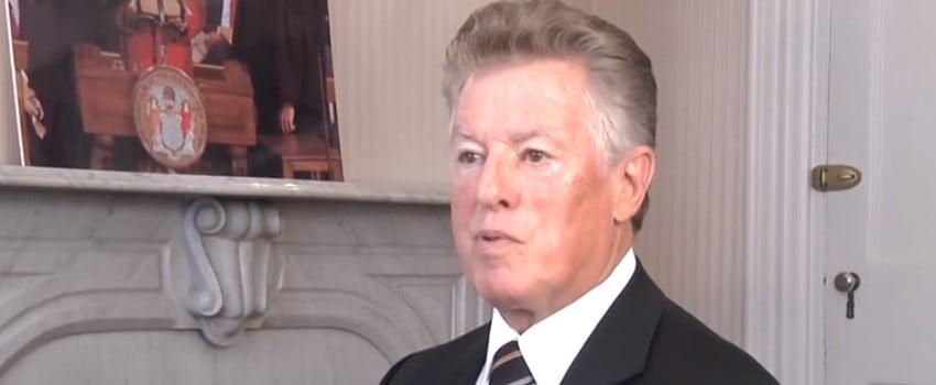 Governor James Florio