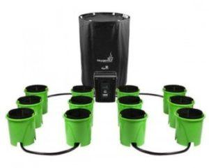 Oxygen Pot Systems Super-Flow XL Analog 12 Site