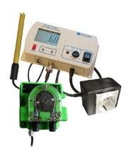 Milwaukee MC720 pH Controller with Dosing Pump Kit